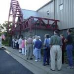 folks-line-up-for-the-2008-kffb-regional-healthfair