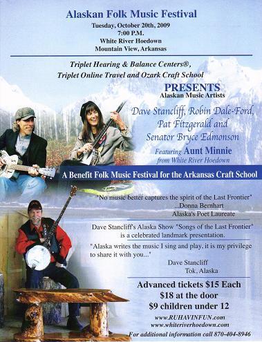 tags  alaskan folk music festival  dave stancliff  pat fitzgerald