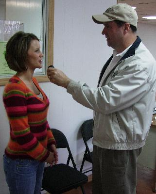 ashley-mitchell-and-bob-connell-talk-about-mitchells-heber-springs-location