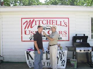 Steve Mitchell and Bob Connell talk deals