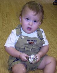 Little John Corben Dwight Cooper Found a Big Diamond