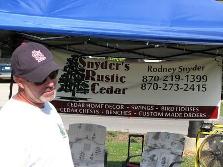 Snyder's Rustic Cedar