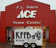 KFFB on Location at FL Davis in Heber