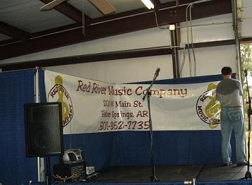 Red River Music Company provided great music