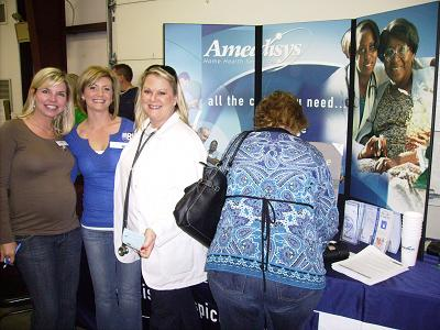 Amedisy's Home Health Services