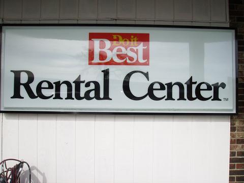 Rental Center at Hipp1