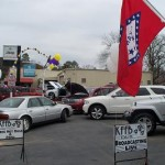 KFFB on Location at Red River Dodge