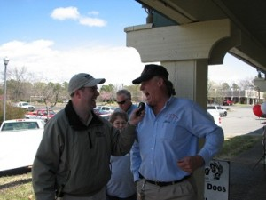 Bob and Bill talk about the Open House