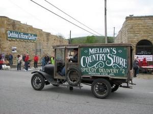 Don Mellon from Mellon's County Store