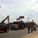 Lots of Big Trucks