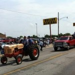 More Tractors and Floats