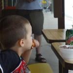 Ice Cream and a Hot Dog