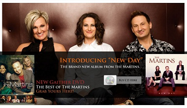 Click here to go to The Martins Website