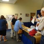 Health Fair Sign Up Table