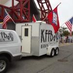 KFFB Regional Health Fair is about ready to begin