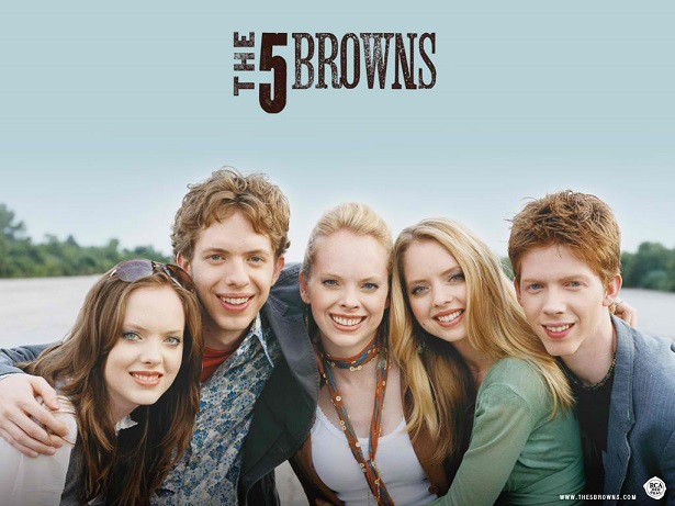 15-The 5 Browns