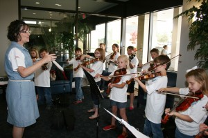 05.21.15 Liddler Fiddlers Play at WCMC