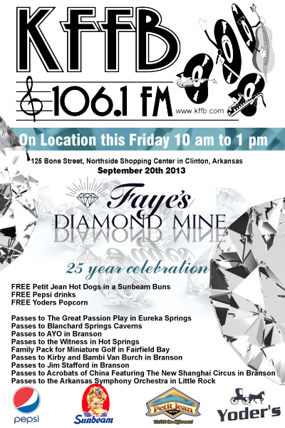 2013 09-20 Fayes Diamond Mine