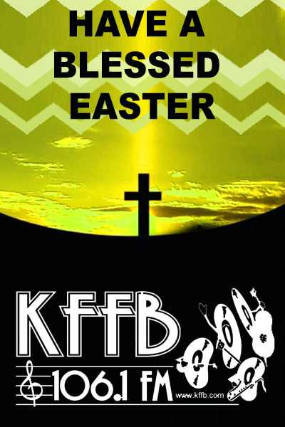 2014 04-18 happy easter from KFFB