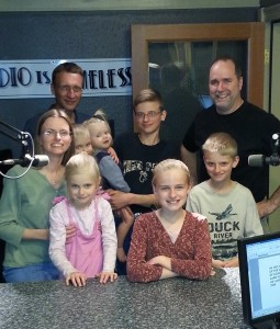 Weide Family featured on KFFB at the Ozark Folk Center