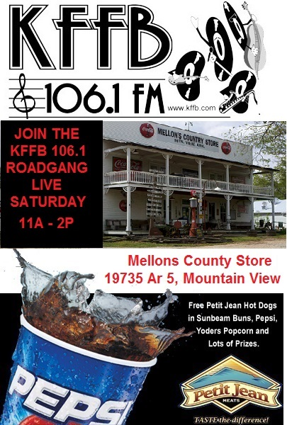 Mellons County Store remote ad 4-4-2015